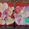 Kids Get Crafty – Hearts (for Calendar February)