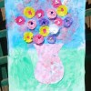 Kids Crafts: Flower Collage