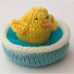 How to… Knit a Nest & Chick (Pattern & Guest Post)