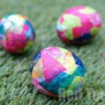 Egg Decorating Ideas – Preschooler Eric Carle Eggs