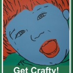 Get Crafty Logo Red Ted 2