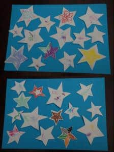Story + Art = Great stART- Baby Bright Bedtime Star