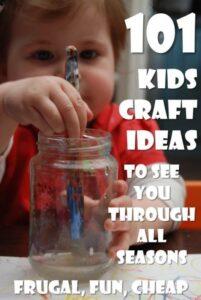 kids crafts ideas 101