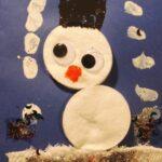 Quick Craft Post: Snowman Cards