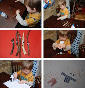 1 Making Stick Men