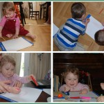 1 drawing exercises for babies