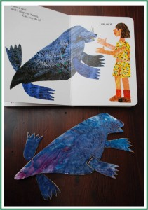 2 eric carle painting puzzle