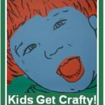 Kids Crafts: Monster Puppets