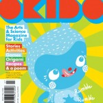 Giveaway – Okido Magazine – Art & Science Magazine for 2-7yrs olds