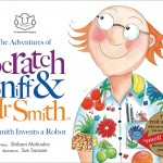 Mr Smith Invents a Robot - Front cover