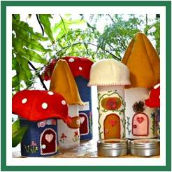 Mushroom Containers