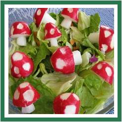 Raddish Salad