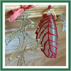 Shimmer Leaves