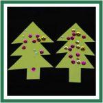 Kids Get Crafty – Christmas Trees