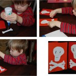 Kids Get Crafty – Pirates and Thank Yous