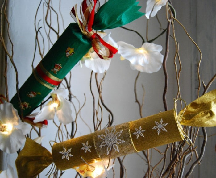 christmas crafts to make how to make crackers guest post 28773