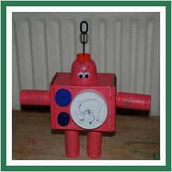 0 robot pink