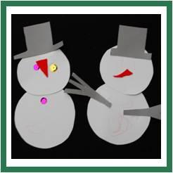 0 snowmen sq
