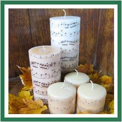 Candles music