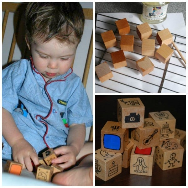 DIY Story Stones - so easy to make and so wonderful to play with!