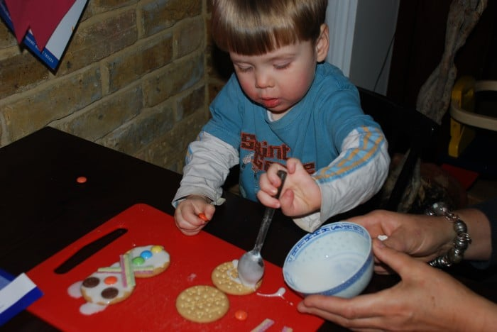 Kids Get Crafty – The Snowman