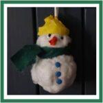 Snowman (Fab Mums)