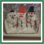 Snowmen (Frugal Family)