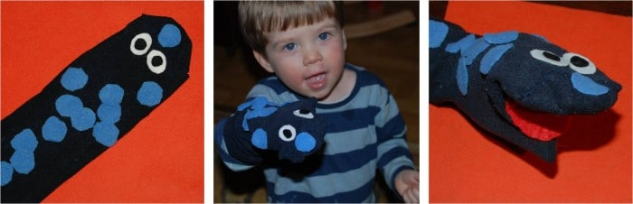 Kids Get Crafty – Only Dad's & Sock Monsters (nice ones)