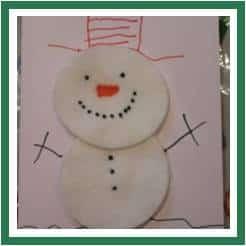 snowman (Nurture store)