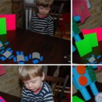 Kids Get Crafty – Robot Cards & The Robot & The Blue Bird