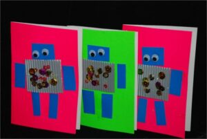 0 robot cards