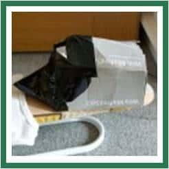 Cardboard Iron