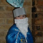 Kids Get Crafty: 3 Kings (Dressing Up)
