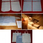 How to… make a Morsbags Shopping Bag out of a Shirt!