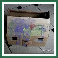 box mama smiles