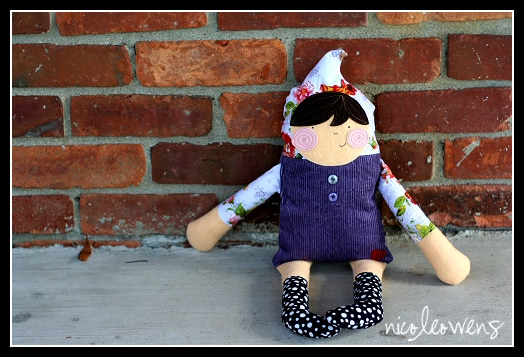 12 finished doll