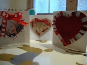 Valentines Cards Crafts