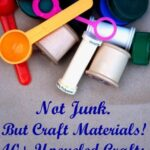 Recycled Get Crafty!