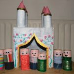 Kids Get Crafty: Castles & Loo Roll Men