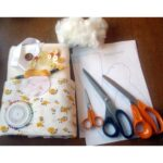 How to… make a cute Keepsake Bunny from Onesies (Guest Post)