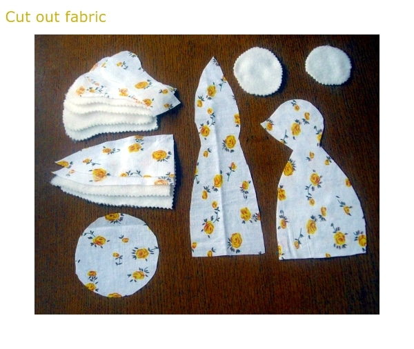 How To Make A Cute Keepsake Bunny From Onesies Guest