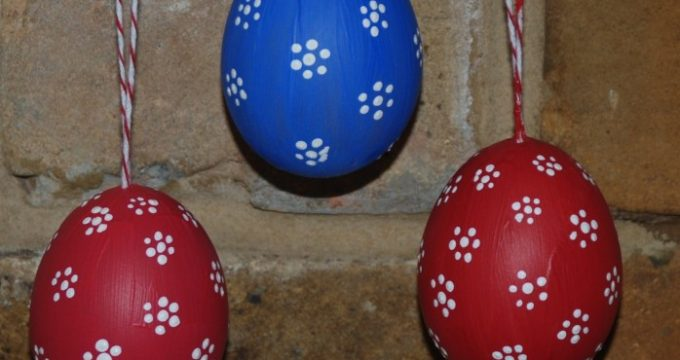 How to: (Austrian) Easter Egg Blowing
