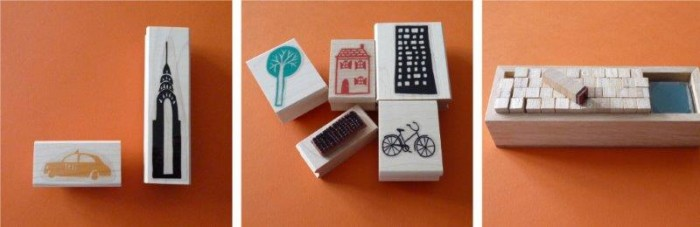 How To Make Beautiful Ink Stamp Cards Things Guest Post