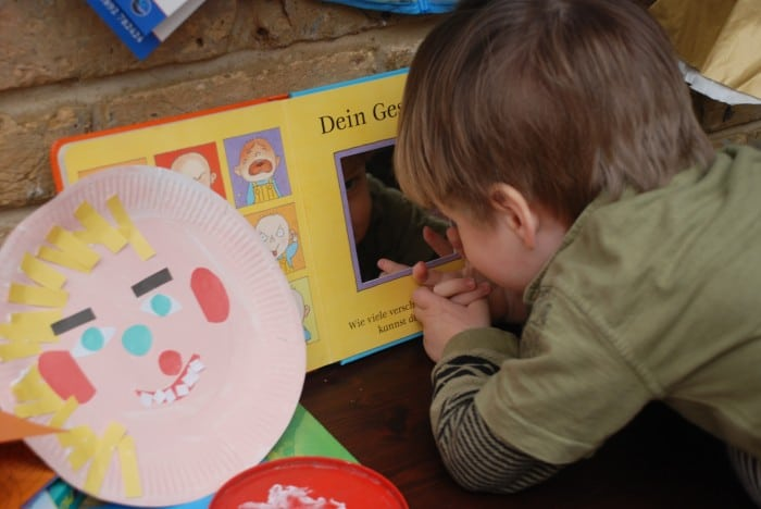 Kids Get Crafty – Faces