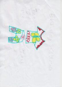 Eva Skittrall age 7