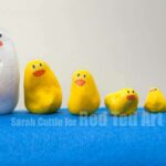 Kids Get Crafty: 5 Little Ducks went Swimming One Day…