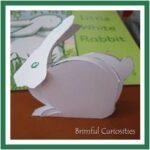 paper bunny 2