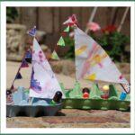 0 egg carton boats