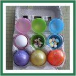 0 egg rattles
