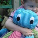 How to… make an Octopus out of Kids' Tights